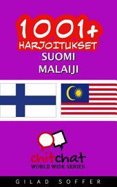 1001+ harjoitukset suomi - Malaiji