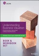 Understanding Business Valuation  Book   Workbook Set
