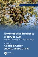 Environmental Resilience and Food Law PDF
