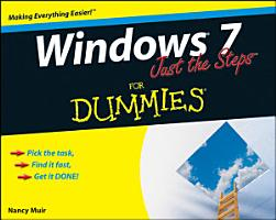 Windows 7 Just the Steps For Dummies PDF