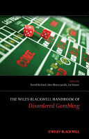 The Wiley Blackwell Handbook of Disordered Gambling PDF