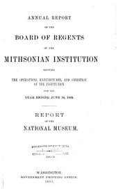 Report of the National Museum