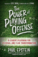 The Power of Playing Offense PDF
