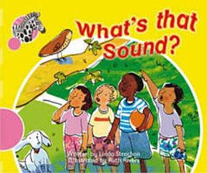 Spotty Zebra Pink A Change   What S That Sound