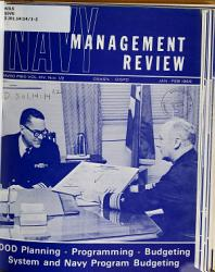 Navy Management Review PDF