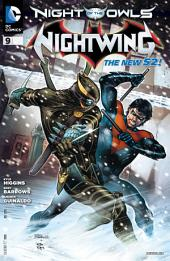 Nightwing (2011-) #9