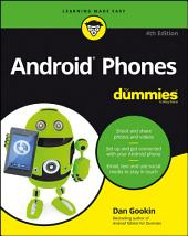 Android Phones For Dummies: Edition 4