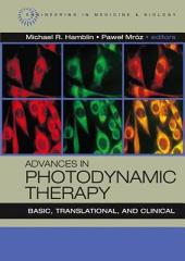 Advances in Photodynamic Therapy: Basic, Translational, and Clinical