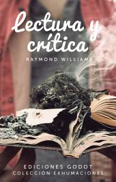 Lectura y crítica