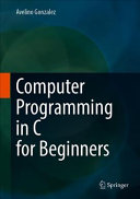 Computer Programming in C for Beginners PDF