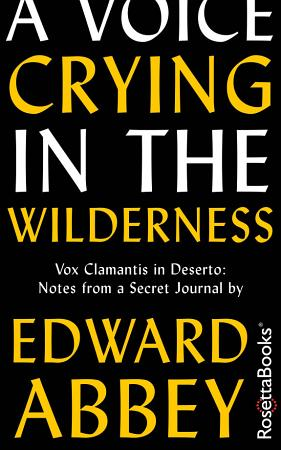 A Voice Crying in the Wilderness PDF