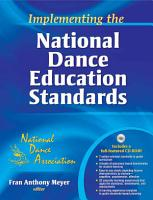 Implementing the National Dance Education Standards PDF