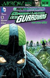 Green Lantern: New Guardians (2011-) #16