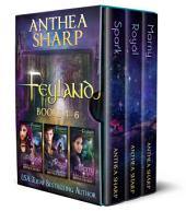Feyguard: Books 1-3