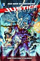 Justice League 02  Der Pfad des Schurken PDF