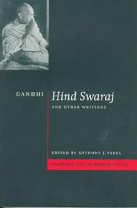 Gandhi   Hind Swaraj  and Other Writings Book