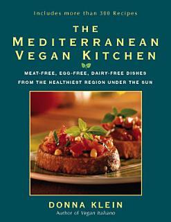 The Mediterranean Vegan Kitchen Book