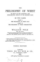 The philosophy of whist