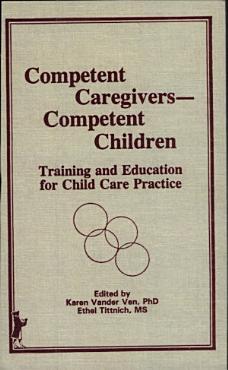 Competent Caregivers  competent Children PDF