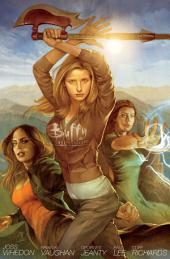 Buffy the Vampire Slayer Season 8 Library Edition Volume 1: Volume 1