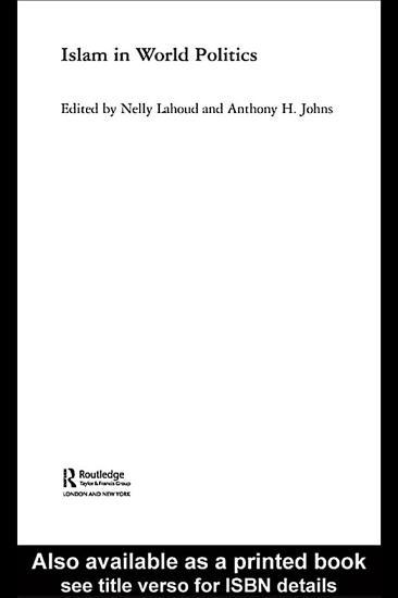Islam in World Politics PDF