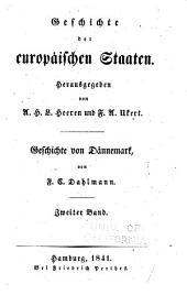 Geschichte van Dännemark: Band 2