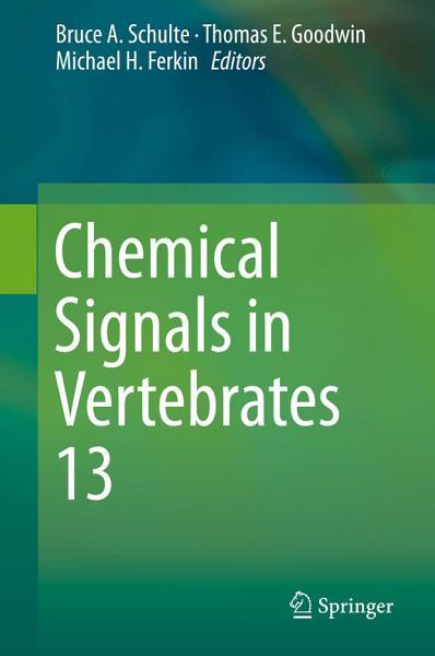 Download Chemical Signals in Vertebrates 13 Book