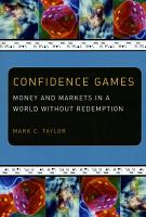 Confidence Games PDF