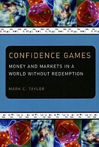 Confidence Games Book