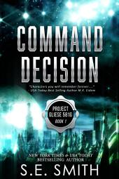 Command Decision: Project Gliese 581g