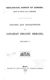 Figures and Descriptions of Canadian Organic Remains: Decade I-IV., Volumes 2-4