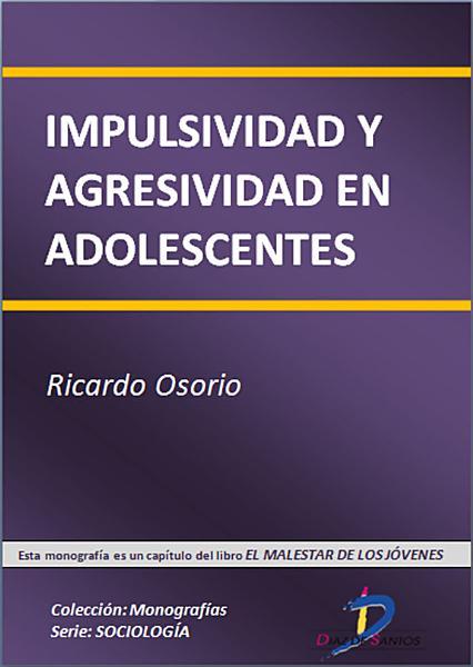 Impulsividad y agresividad en adolescentes PDF