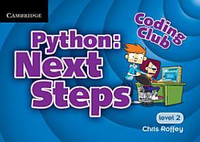 Coding Club Level 2 Python  Next Steps PDF