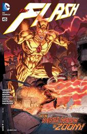 Flash (2011-) #45