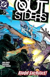 Outsiders (2003-) #5