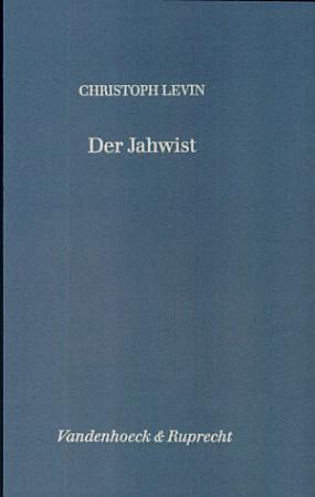 Der Jahwist PDF