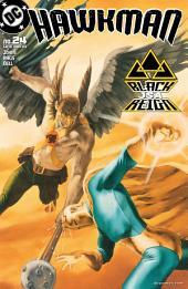 Hawkman (2002-) #24