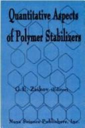Quantitative Aspects of Polymer Stabilizers