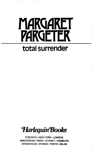 Total Surrender PDF