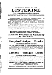 New England Medical Monthly: Volume 27, Issue 5