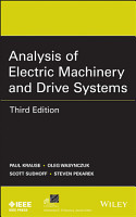 Analysis of Electric Machinery and Drive Systems PDF