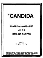 Candida Book PDF
