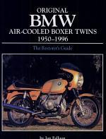 Original BMW Air-Cooled Boxer Twins 1950-1996