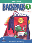 Backpack 1 Workbook with Audio CD