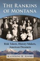 The Rankins of Montana PDF