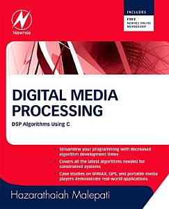 Digital Media Processing