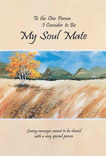 To the One Person I Consider to Be My Soul Mate PDF
