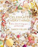 Celebrate Everything  Book