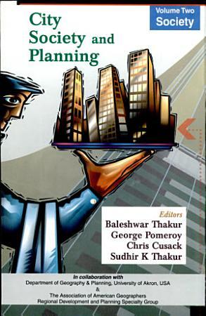 City  Society  and Planning  Society PDF