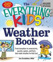 The Everything KIDS  Weather Book PDF